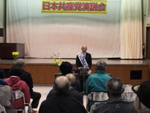 4.12軽米演説会3